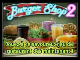 jeux de cuisine burger restaurant burger shop 2 bande annonce du jeu jeu de cuisine