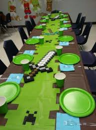 minecraft party decorations 25 best minecraft birthday decorations ideas on mine