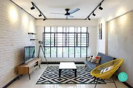 simple but home interior design 8 home designs that are easy to clean and maintain qanvast