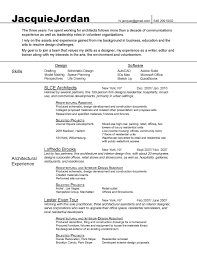 interior design resume objective full size of resumehow to write