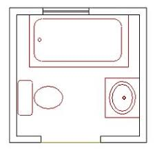 4 X 7 Bathroom Layout Small Powder Room Floor Plans 6x9 Size Small Bathroom Floor