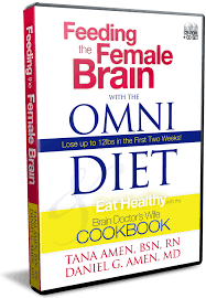 feeding the female brain with the omni diet cookbook and coaching