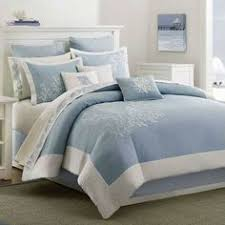 Seashell Queen Comforter Set Bayside Shells Coverlet Bedding Set Queen Size Queen Size