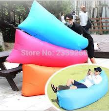 sand air bean bag instantly beach fast inflatable beanbag chair
