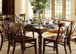 Upscale Dining Room Sets Furniture Lovely Design Of The Dining Room Table Decor With