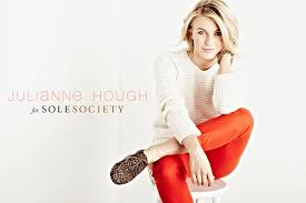dwts u201d julianne hough collaborates with sole society on