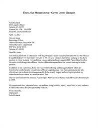 resume housekeeper housekeeping cover letter cv resume ideas