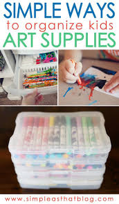 81 best images about organizing craft supplies on pinterest