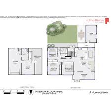Floor Plan Measurements Low Maintenance Family Home