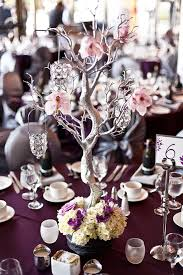 manzanita centerpieces manzanita branch centrepiece diy project paint the branches to