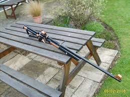 homemade target shooting paintball gun