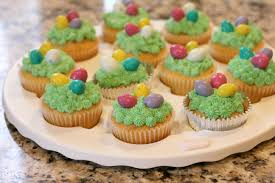 easter cupcakes with buttercream frosting normal cooking