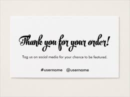 thank you cards business 7 business thank you cards free sle