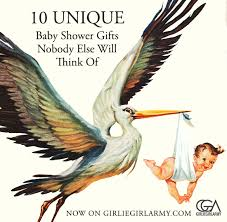 awesome baby shower gifts 10 unique baby shower gifts nobody else will buy them girliegirl