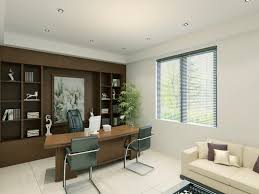 Office Designers Interior Decoration Modern Chinese Style Ceo Office Design With