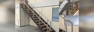Tubular Handrail Standards Kee Klamp Expands Its Range Of Tubular Fittings Cradley Heath