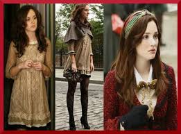 style crush blair waldorf of gossip katherine fashion
