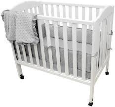Porta Crib Bedding Sets by Is It Safe To Put Crib Mattress On Floor Inside Crib Creative