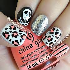 12 best rock chic nails images on pinterest make up nailed it