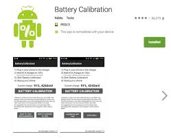 android battery calibration how to recalibrate android battery and improve its battery
