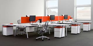 Red Office Furniture by Home