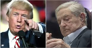 arrestsoros breaking trump just uncovered soros plot to start