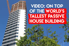 video worlds tallest passive house building rises in nyc green