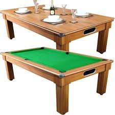 Cheap Pool Tables An Outdoor Pool Table Adds Excitement To Any - Combination pool table dining room table