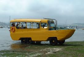 amphibious truck the uk client in the complete re build of a dukw amphibious