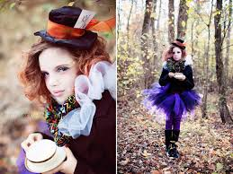 Mad Hatter Halloween Costumes Girls Cute Mad Hatter Costume Ways