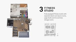 amenities the residences