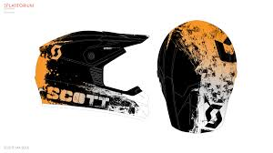 motocross helmet graphics scott mx u2014 graphics on behance