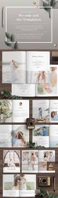 wedding magazine template magazine template mg002