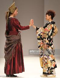 dirndl meets kimono japan fashion week in tokyo photos and