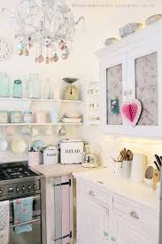pastel kitchen ideas 2103 best pastel cottage images on girly kitchens