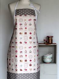 tablier cuisine femme tablier femme pâtisseries creacoton
