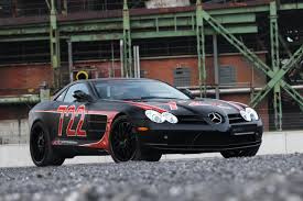 mercedes mclaren mercedes mclaren slr 722 gets tuning from edo competition
