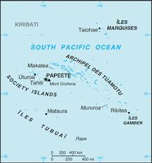 polynesia map of world the world factbook central intelligence agency