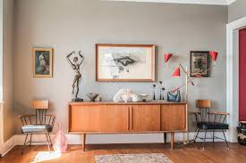 Mid Century Living Room Chairs by Credenzas Living Room Eclectic Designing Tips With Framed Art
