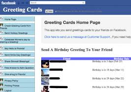 how to send a birthday card on facebook u2013 gangcraft net