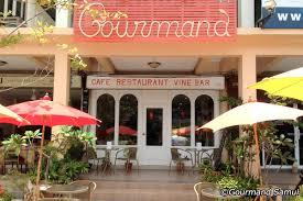 Le Gourmand Butcher Block Island Bophut And Fisherman U0027s Village Restaurants U0026 Dining Bophut