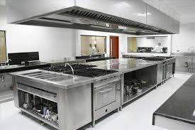 restaurant kitchen design idea with decorating ideas simple to