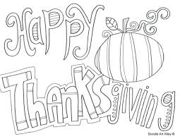 coloring free thanksgiving printable coloring pages free