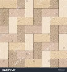Laminate Flooring Pattern Interior Wall Panel Pattern Parquet Flooring Stock Illustration