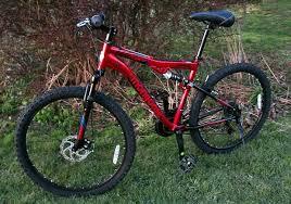 Mongoose Comfort Bikes Bike Review 199 Mongoose Xr200 Full Suspension Mtbr Com