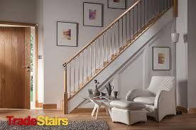 Contemporary Banisters And Handrails Stairs Order Online Staircases Uk Tradestairs Staircase