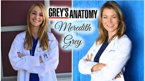 grey u0027s anatomy last minute halloween costume meredith grey