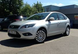 ford focus titanium silver ford ford focus 1 6 titanium 5dr in silver 2009 for sale at