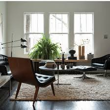 mixing mid century modern and rustic mid modern rustic living room gull