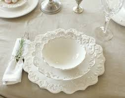 french country dinnerware we set up a little drinks table to the